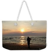 Summer Sunset Solitude Weekender Tote Bag