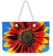 Summerflower Weekender Tote Bag
