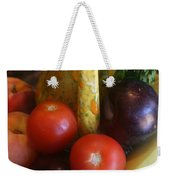 Summer's Bounty Weekender Tote Bag