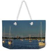 Summers Canal Weekender Tote Bag