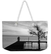 Summer's Gone Weekender Tote Bag