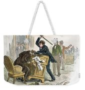 Sumner And Brooks, 1856 Weekender Tote Bag