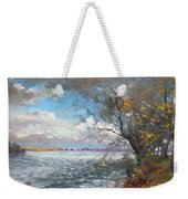 Sun After Storm Weekender Tote Bag by Ylli Haruni