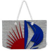 Sun And Sails Weekender Tote Bag