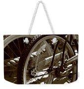 Sun Cruiser Wheels Weekender Tote Bag