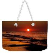 Sun Emerging From The Water Weekender Tote Bag