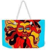 Sun God II Weekender Tote Bag