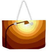 Sun-light Weekender Tote Bag