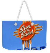 Sun 'n Sand Weekender Tote Bag