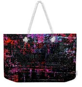 Sun Rise On Fire Weekender Tote Bag
