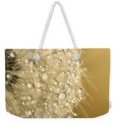 Sun Sparkled Dandy Weekender Tote Bag
