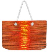 Sun Strings Weekender Tote Bag