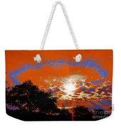 Sunburst Weekender Tote Bag by RJ Aguilar