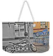 Sunday At The Pub Weekender Tote Bag