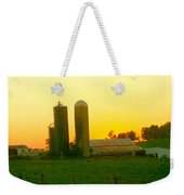 Sundown At The Ranch Weekender Tote Bag