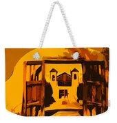 Sundown Chimayo Weekender Tote Bag