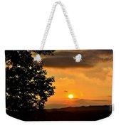 Sundown In Ellijay Weekender Tote Bag