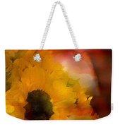 Sunflower 14 Weekender Tote Bag