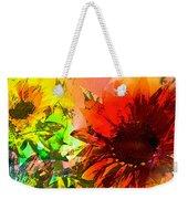 Sunflower 5 Weekender Tote Bag