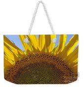 Sunflower Arch Weekender Tote Bag