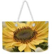Sunflower Bloom Weekender Tote Bag