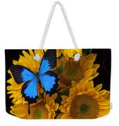 Sunflower Bouquet  Weekender Tote Bag