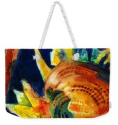 Sunflower Head 3 Weekender Tote Bag