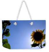Sunflower In The Sun Weekender Tote Bag