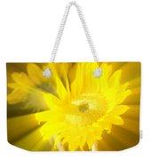 Sunflower Magic Weekender Tote Bag