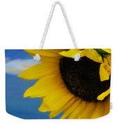 Sunflower One Weekender Tote Bag