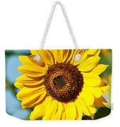 Sunflower Small File Weekender Tote Bag
