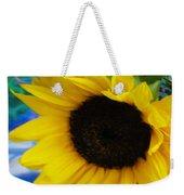 Sunflower Too Weekender Tote Bag