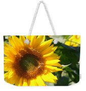 Sunflower Visitor Weekender Tote Bag