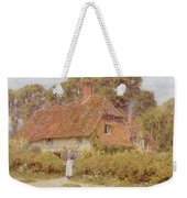 Sunflowers By Helen Allingham Weekender Tote Bag