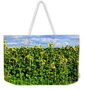 Sunflowers In France Weekender Tote Bag
