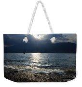 Sunlight And Waves Weekender Tote Bag
