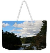 Sunny Around The Bend Weekender Tote Bag