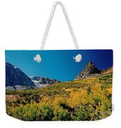 Sunny At The Top Weekender Tote Bag