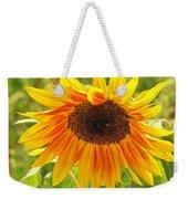 Sunny Bright Sunflower Weekender Tote Bag