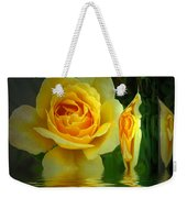 Sunny Delight And Vase 2 Weekender Tote Bag
