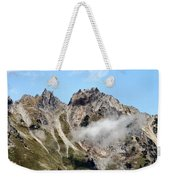 Sunny Mountain Afternoon Weekender Tote Bag