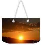 Sunny Side Upward Weekender Tote Bag
