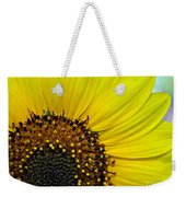 Sunny Summer Sunflower Weekender Tote Bag
