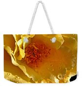 Sun Rays On The Yellow Petals Weekender Tote Bag