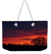 Sunrise 01 10 12 Weekender Tote Bag