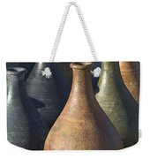 Sunrise And Pottery Weekender Tote Bag