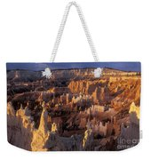 Sunrise At Brice Canyon Amphitheatre Weekender Tote Bag