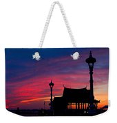 Sunrise At Sisowath Quay. Weekender Tote Bag