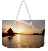 Sunrise At St Michaels Weekender Tote Bag