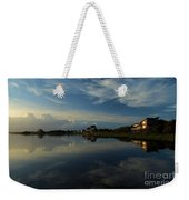 Sunrise At The Outer Banks Weekender Tote Bag